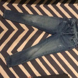 Skinny Blank NYC jeans.  Size 30